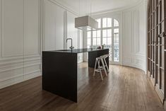 Concept Invisible kitchen par i29 interior architects // © i29