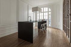 Concept Invisible kitchen par i29 interior architects // © i29