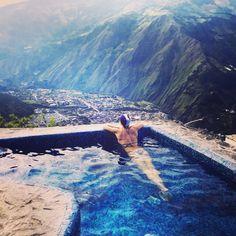 Luna Runtun - Banos, Ecuador