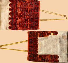 Antique East European Hand Bag