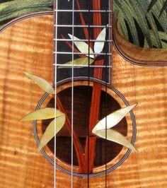 Bamboo Tenor Cutaway ukulele