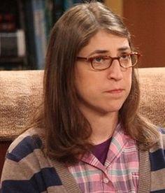 """Mayim Bialik playing Amy Farrah Fowler on """"The Big Bang""""  2007"""