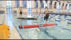 Students spin logs at Middlebury College - WCAX.COM Local Vermont News, Weather and Sports-