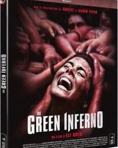 Green Inferno : un blu-ray gore ?