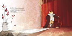 Le Roi maladroit Anne-Gaëlle Balpe (texte) & Mayalen Goust (illustrations)