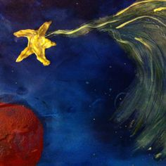 And the star was gold and awkward and cool and she jumped over the moon  Last day 30 days of #30doc