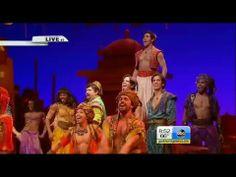 Aladdin On Broadway Disney's Aladdin GMA Aladdin Live Broadway Performance