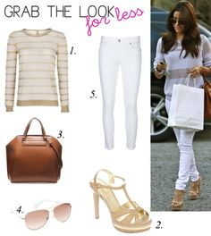 94b5f182ca39 White jeans Old Navy  20 stripped sweater  12 Citi trends bag and shades   30 Sanford Flea Market  12 shoes