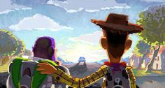 Living Lines Library: Toy Story 3 (2010) - Colour Scripts