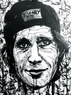 mariocorallo: Photo - Rodney Mullen, the godfather of Skateboarding #skate #skateboarding #skater #skateboard #rodney mullen