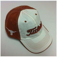 Titleist NCAA Golf Hat Texas Longhorns Texas Longhorns e8346af78dcf