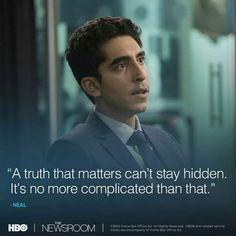 The Newsroom - Run.