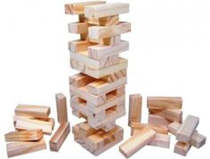 Como fazer brinquedos de madeira 001                              … Jenga Game, Diy Holz, Childhood, Arts And Crafts, Toys, Projects, Baby, Toys For Toddlers, Woodworking Toys