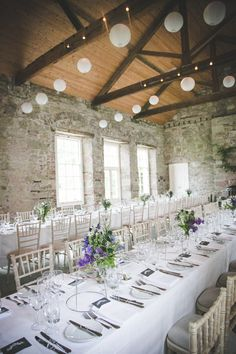 A beautiful bride in trousers makes for a spectacularly inspirational Borris House wedding day captured by the talented Leanne Keaney. Wedding Reception Decorations, Table Decorations, Simple Elegance, Elegant, Wedding Events, Wedding Day, European Wedding, Vendor Events, Ireland Travel