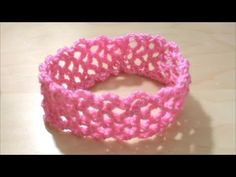 little crochet factory Ear Warmers, Hair Accessories, Candy, Crochet, Head Bands, Youtube, Patterns, Crocheting, Bebe