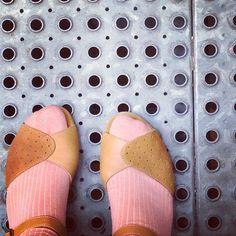PINK SOCKS! primoeza on instagram