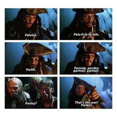 Pirates of the Caribbean Jack Sparrow Funny, Captian Jack Sparrow, Jack Sparrow Quotes, Disney And Dreamworks, Disney Pixar, Johny Depp, Pirate Life, Disney Memes, Film Serie
