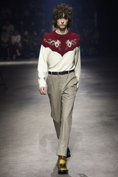Kenzo | Menswear - Autumn 2018 | Look 39