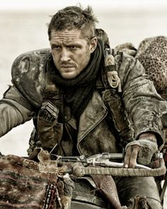 And this is just pure awesomeness!  6 More Photos from MAD MAX: FURY ROAD