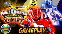 Power Rangers Jungle Fury PC