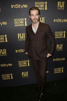 Celebrating The Golden Globe Award Season in LA