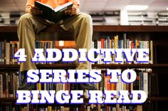 Authorial Intent: Four Addictive Series to Binge Read
