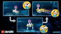 LEGO Dimensions The LEGO Movie Unikitty Fun Pack (71231)