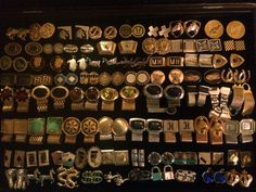 Expanded Cufflink Collection