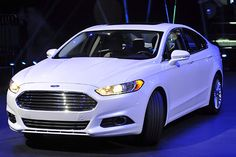 #Ford Fusion