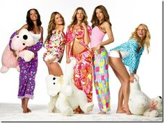 pajama party Lesbian