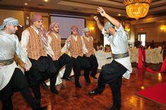 Dabke Arabic culture,