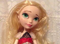 OOAK Ever After High Custom Doll Daughter of Rapunzel | eBay