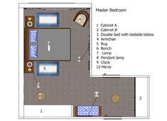 Eklektický domov: Návrh ložnice v AustráliiSvět je dnes malý. Díky i...