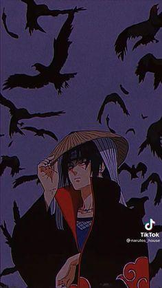 Itachi Uchiha, Naruto Uzumaki Hokage, Naruto Shippuden Characters, Naruto Shippuden Anime, Naruto Akatsuki Funny, Itachi Akatsuki, Yandere Anime, Otaku Anime, Itachi Wallpaper