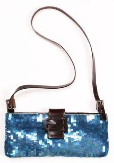 Fendi Shoulder Bag.