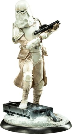 Snowtrooper Premium Format™ Figure from Sideshow Collectibles