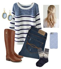 Contest! Read D! by elyse-eburg on Polyvore featuring Chicnova Fashion, Abercrombie & Fitch, Brooks Brothers, Tory Burch, Armenta and ellalovespreppy