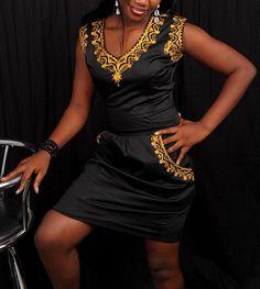 African Attire Skirt