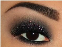 Awesome Glitter Eye Makeup Tumblr