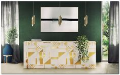 TREN: 100+ Beautiful Emerald Decoration Ideas