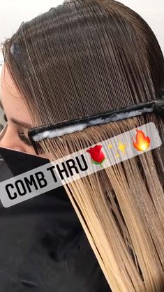 Hair Color Balayage, Hair Highlights, Ombre Hair, Hair Color Formulas, Hair Toner, Hair Color Techniques, Ash Blonde Hair, Hair Color And Cut, Hair Transformation