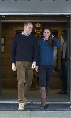 Кейт в сапогах: принцесса носит эту обувь уже 12 лет | Звездный стиль на www.elle.ru