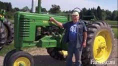 Farmers Tribute: So God Made A Farmer. Paul Harvey, via YouTube.
