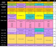 49+ Excel sheet 52 weeks Images