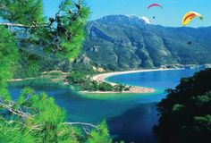 How about a bit of Marmaris for the week-end?  On the Map: Southwest Turkey, along the Turkish Riviera  Claim to Fame: Healing waters that iron out wrinkles and attack cellulite  Perks: Extravagant nightlife, numerous clubs and bars stretching along the coast from the elegant marina to Icmeler's curve of sand and shingle beach.  Celebrity Travelers: Steven Spielberg, Spain's Prince Felipe and Princess Letizia, Albanian President Bamir Topi.  Read more on iloveflair.com