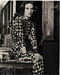if i had the means, i'd wear a different DVF wrap dress every single day. she's a genius of loveliness.