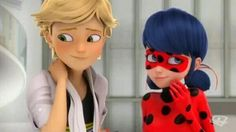 Miraculous, Adrien, Lady Bug