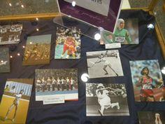 Texas Woman's University Libraries, Women in Athletics, September 2012 Exhibit