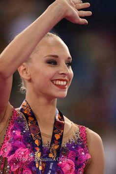 Rhythmic Gymnastics - Yana Kudryavtseva