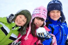 12 Ideas for playing in/with the snow beyond just building a snowman. Don't forget to have a pot of hot cocoa ready for when you come back in!